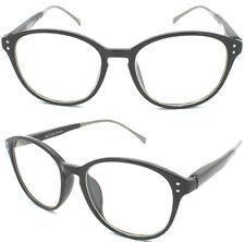 Donna Lente Trasparente Occhio Di Gatto Occhiali Anni'60 Frame Vintage Celebrita 'Donne Occhiali