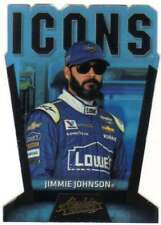 2017 Panini Absolute Racing Icons Spectrum Gold /99 #11 Jimmie Johnson