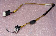 Power Buchse (Stromeingang) mit Kabel für Toshiba Satellite P500, P500D Notebook