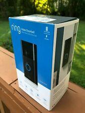 Ring Wi-Fi Enabled Video Doorbell in Venetian Bronze, w/ Alexa 1 Year Warranty!