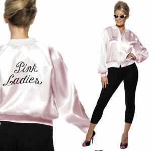Original Pink Ladies Jacke Grease