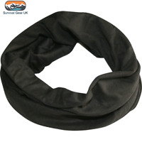 VIPER TACTICAL SNOOD POLICE SCARF FACE WRAP HAT BALACLAVA HEAD COVER BLACK