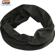 VIPER TACTIQUE Snood police écharpe Visage Wrap Chapeau Balaclava Head Cover Noir