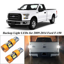 2pcs Xenon White 19-SMD LED Bulbs for Ford F-150 2009-2014 Backup Reverse Lights