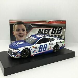 Alex Bowman 2018 Nationwide Patriotic 1:24 Diecast