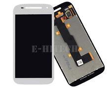 Motorola Moto E 2nd Gen White Commple LCD Digitizer Touch Screen Glass G3 XT1524