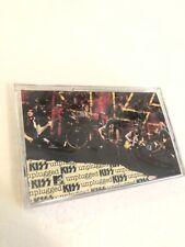KISS: MTV Unplugged SEALED USA Cassette Tape