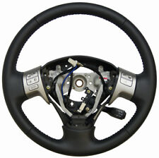 2010-11 Toyota Corolla Matrix Steering Wheel Dark Gray Leather New 4510002P90B0