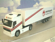 1/50 scania topline cab & moving floor trailer s. walker transport CC12941