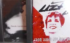 Liza Minnelli- Results/ Live from Radio City Music Hall- 2 CDs
