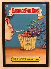 Garbage Pail Kids 2013 Minis #165b FRANCES Frosting  BLACK NrMint-Mint