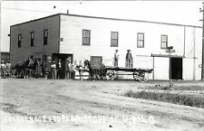 Ohio c1980 REPRINT Postcard Real Photo RPPC VIGIL Strongsville SEIDEL BROS STORE