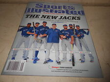 BRAND NEW UNREAD NO LABEL 2015 MLB TORONTO BLUE JAYS SPORTS ILLUSTRATED