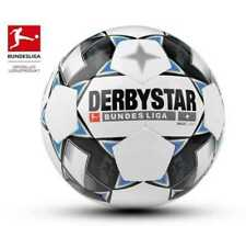 Derbystar -Magic Light Bundesliga, Fußball, Schwarz/Weiß/Blau  Gr.5