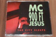 MC 900 Ft Jesus - The City Sleeps (1991) (MCD) (NET 037 CD) (Neu+OVP)