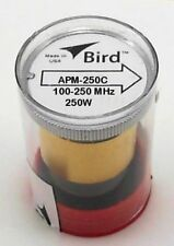 Bird Apm-16 Wattmeter Element Apm-250C Dpm-250C 100-250 Mhz 250 Watts (New)
