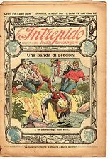 rivista L'INTREPIDO ANNO 1927 NUMERO 381