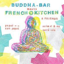 BUDDHA BAR MEETS FRENCH KITCHEN  2 CD NEW