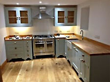Belfast Sink & Kitchen Larder Island Units MADE TO MEASURE SOLID WOOD