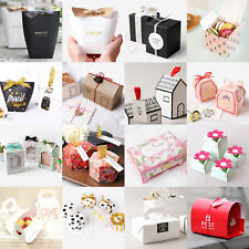 5-50X Special Children Adults Birthday Party Wedding Favour Cupcake Gift Boxes