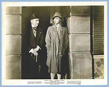 VTG - MONSIEUR VERDOUX - CHAPLIN WITH MARILYN NASH - ORIGINAL MOVIE PHOTO - 1947