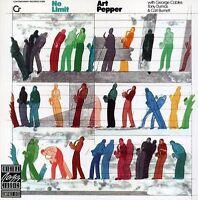 Art Pepper - No Limit [New CD]