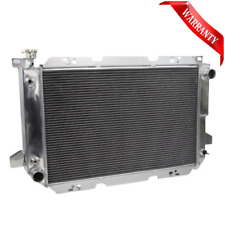Aluminum Radiator For 1983 84-1997 Ford F100 F150 F250 F350 Bronco V8 AT 2 ROWS