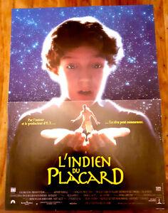 L'indien du placard - FRANK OZ - Affiche Cinéma (40x60)