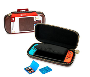Nintendo Switch Deluxe Traveler Case with Padded Pouch