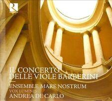 Barberini Consort of Viols, New Music