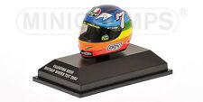AGV Helmet V.Rossi Winter Test 2003 397030099 1/8 Minichamps
