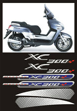 yamaha XC 300 - adesivi/adhesives/stickers/decal