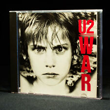 U2 - War - music cd album