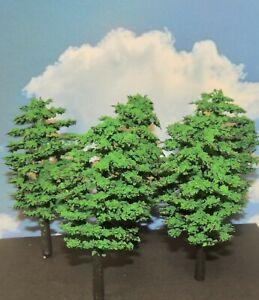 5 Trees Multi Scale (O),(HO),(S ) Diorama Miniature 11cm High -