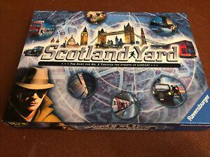 Ravensburger Scotland Yard Board Game Unused
