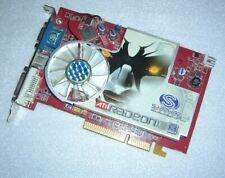 Sapphire ATI X1600Pro 256MB AGP Grafikkarte Radeon x1600 Pro AGP8x DVI VGA TV