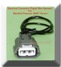 Electrical Connector of Manifold Pressure (MAP) Sensor AS170 Fits Altima Sentra