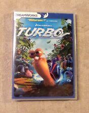 DVD CINÉMA FILM / DESSIN ANIME TURBO DREAMWORKS / DVD NEUF CELLO / NEW & SEALED