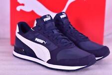 Women's Puma ST Runner Sneakers, Peacoat Blue / White, 7