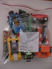 Lego 4635 Vehicles Only (No Loose Lego)