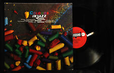 Francis Coppieters Selection-Colours In Jazz-Intersound 184-GERMANY
