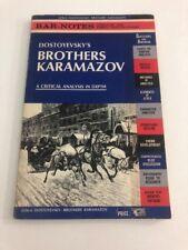 Brothers Karamazov: Dostoyevsky - Bar-Notes (1966, Paperback)