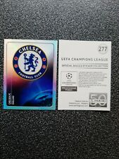 PANINI CHAMPIONS LEAGUE 2011/12 NR. 277 BADGE CHELSEA FC