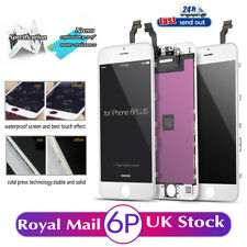 for iPhone 6 Plus Touch Screen LCD Digitizer Display Assembly Replacement White