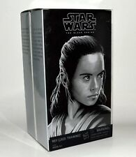 Star Wars SDCC Black Series Rey and Luke Skywalker 6 Inch Figure