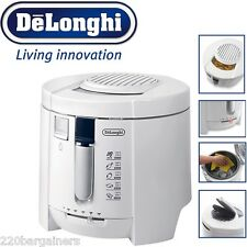 DeLonghi F26215 220V 2.3L Deep Fryer 220 240 Volt for Export Europe Asia Africa