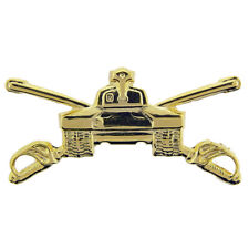 Us Army Armor Pin 1-1/4 Inches