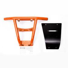 HMF IQ LT Front Bumper Polaris RZR XP 1000/Turbo/S 1000/S 900 (With Hole) Orange