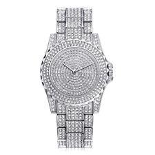 Luxury Women Watch Rhinestone Bling Crystal Analog Quartz Wristwatch Dress Watch