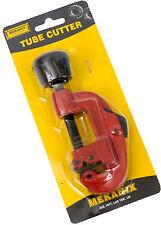 TUBO GRANDE Pipe Cutter 3 - 30mm Alesatore strumento piega nella ruota di scorta OTTONE RAME